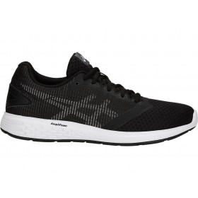 Mens Asics Patriot 10 Trainers in Black/White £52 NOW £35