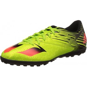 Mens Adidas Messi TF in Green/Black £44.99 NOW £15
