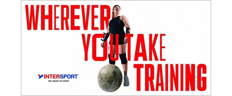 Wherever sport takes you