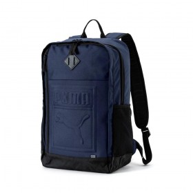 Puma S Backpack Peacoat