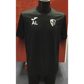 Cambusdoon FC Adult Joma Training T-Shirt with Badge and Initials