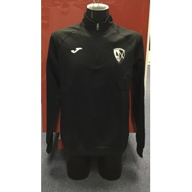 Cambusdoon FC Adult Joma 1/4 Zip Sweatshirt with Badge and Initials