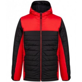 Whitlett's Victoria Black and Red Jacket with Badge