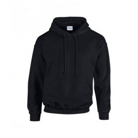Whitlett's Victoria Black Adult Hoody with Badge