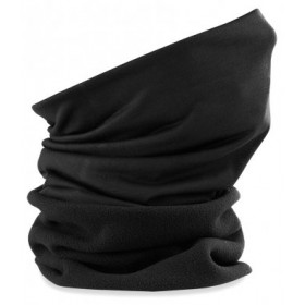 Whitlett's Victoria Black Snood with Badge