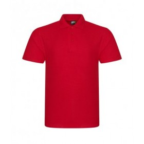 Whitlett's Victoria Red Polo Shirt with Badge