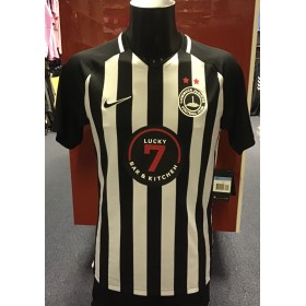 Nike Striped Division Cumnock Juniors FC Home Top Adults