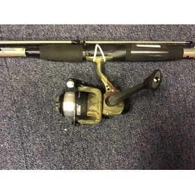 Mitchell Tanager Camo 8ft Rod Reel Line Set