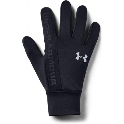 Under Armour Black Kids Coldgear Gloves