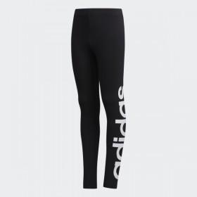 Adidas Girls Logo Leggings