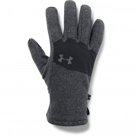 Under Armour Dark Grey Adult Coldgear Gloves