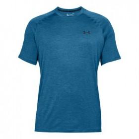 Under Armour Heatgear Men's Blue T-shirt