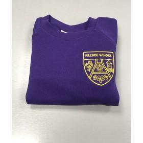 Hillside Primary School Crew Neck Sweatshirt
