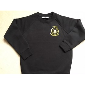 Logan Primary School Crew Neck Sweatshirt