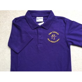 New Cumnock Early Childhood Centre Polo Shirt