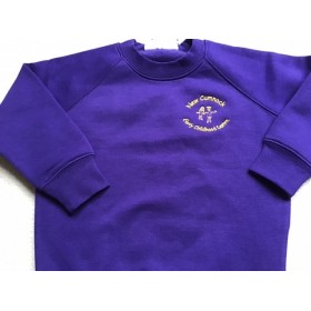 New Cumnock Early Childhood Centre Crew Neck Sweatshirt