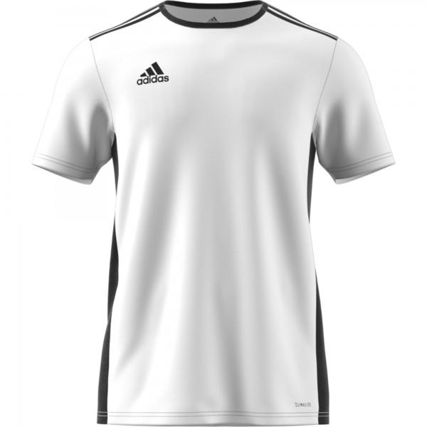 f30c6be292c Adidas Entrada 18 White Kids T-shirt | Donsport