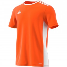 Adidas Entrada 18 Orange Kids T-shirt