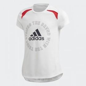Adidas Girls Bold Aeroready T-shirt