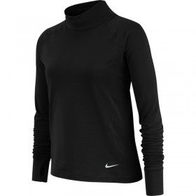 Nike Pro Warm Girls Long Sleeve Top