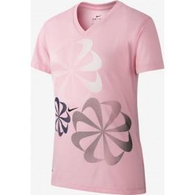 Nike Girls Pink T-shirt