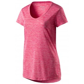 Energetics Gaminel V Neck Pink T-shirt