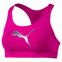Puma PWRShape Pink Sports Bra