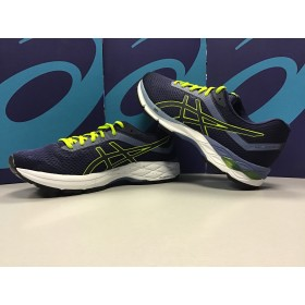 Asics Mens Gel Zone 7 Trainers £85 now £65 Grey Floss/Lime Zest