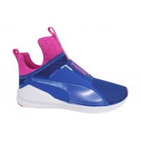 Puma Fierce Women's Blue/Magenta Trainers