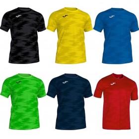 Joma Grafity Short Sleeve Shirt